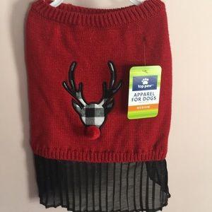 🆕Reindeer dog sweater